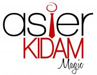 Logotipo Asier Kidam Magic